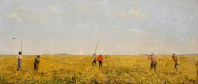 Охота на пастушек - Икинс, Томас