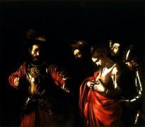 Мученичество святой Урсулы - Караваджо, Микеланджело Меризи да