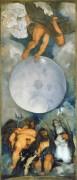 Юпитер, Нептун и Плутон - Караваджо, Микеланджело Меризи да