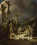 Оплакивание Христа - Рембрандт, Харменс ван Рейн