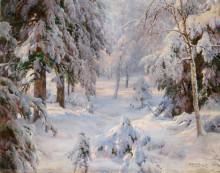 Зимнее солнце - Вельц, Иван Августович