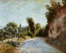 Дорога в Живерни - Моне, Клод