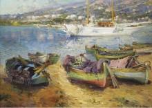 Средиземноморский порт - Делойт, Густав