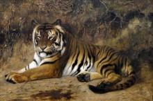 Тигр - Жером, Жан-Леон