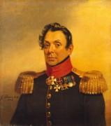 Портрет Рылеева - Доу, Джордж