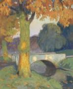 Мостик, 1914 - Смет, Густав де