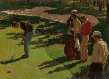 Игра в гольф - Сарноф, Артур