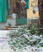 Снег у дома - Борелли, Гвидо (20 век)