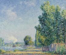 Приход осени, Вильнев-сюр-Ивонн, 1906 - Пикабиа, Франсис