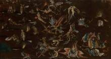 Страшный суд, фрагмент - Босх, Иероним (Ерун Антонисон ван Акен)