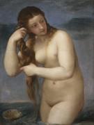 Рождение Венеры - Тициан Вечеллио