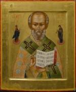 Св.Николай Чудотворец (Палех) (ок.1800)