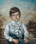 Портрет ребенка - Кирико, Джорджо де