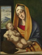 Мадонна и дитя - Виварини, Альвизе