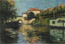 Речной пейзаж, 1901 - Пикабиа, Франсис