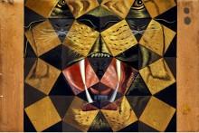 Пятьдесят абстрактных картин, складывающихся на расстоянии два метра в три портрета Ленина в виде китайца, а с шести метров превращающихся в голову королевского тигра - Дали, Сальвадор