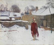 Чучело в снегу - Сарджент, Джон Сингер