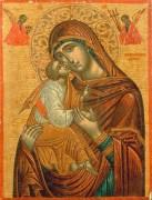 Богоматерь с Младенцем Христом, 17 век