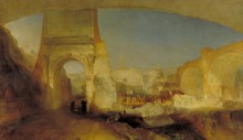 Forum Romanum - Тернер, Джозеф Мэллорд Уильям