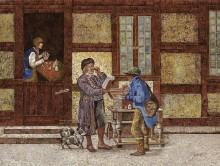 Продавец очков - Борелли, Гвидо (20 век)