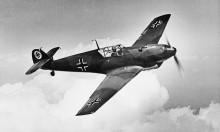 Истребитель Messerschmitt (Мессершмидт)