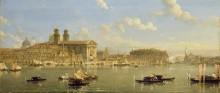 Остров Джудекка в Венеции -  Робертс, Давид