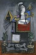 Монумент испанцам, погибшим во Франции - Пикассо, Пабло