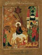 Вход Господень в Иерусалим (ок.1600)
