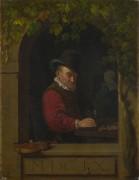 Старый скрипач - Мирис, Франц ван (старший)