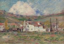 Литл Милл, осень, 1893-96 - Робинсон, Теодор