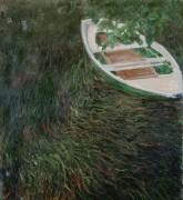 Лодка - Моне, Клод