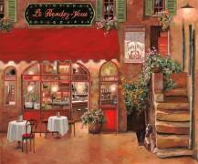 Кафе Рандеву - Борелли, Гвидо (20 век)