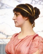 Римская красавица - Годвард, Джон Уильям