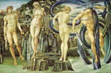 Персей и Андромеда - Бёрн-Джонс, Эдвард