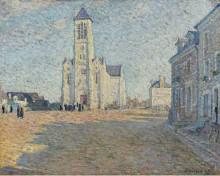 Церковь в селе - Лебаск, Анри