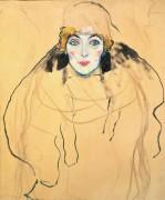 Женский портрет - Климт, Густав