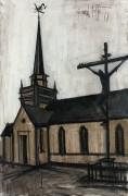 Церковь в Ландерно - Бюффе, Бернар