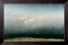 Монах у моря - Фридрих, Каспар Давид