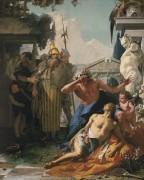 Смерть Гиацинта - Тьеполо, Джованни Баттиста