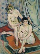 Две купальщицы - Валадон, Сюзанна
