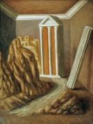 Храм в комнате - Кирико, Джорджо де