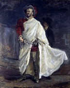 Певец  Франциско Дандрате в роли Дон Жуана в опере Моцарта - Слефогт, Макс