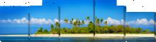 Остров панорама