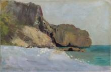 Скалы в Вальере - Редон, Одилон