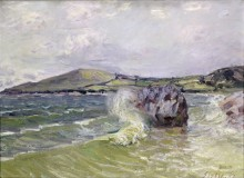 Бухта в Уэльсе - Сислей, Альфред