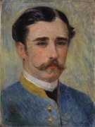 Месье Шарпантье - Ренуар, Пьер Огюст