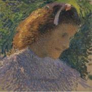 Молодая девушка - Мартен, Анри Жан Гийом