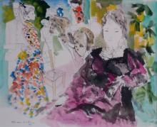 Женщины и кавалер - Грау-Сала, Эмилио