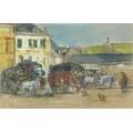 Коляски, 1880 - Буден, Эжен
