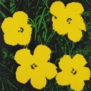 Цветы - Уорхол, Энди